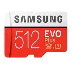 Samsung  EVO micro SDHC 512GB
