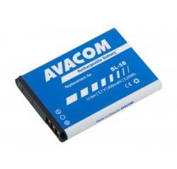 Avacom batéria do mobilu pre Nokia, 3220, 6070 Li-Ion, 3.7V, GSNO-BL5B-S890, 890mAh, 3.3Wh, BL-5B