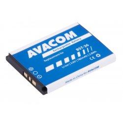 Avacom batéria do mobilu pre Sony Ericsson, Sony Ericsson J300, W200, Li-Ion, 3.7V, GSSE-J300-S780, 780mAh, 2.9Wh