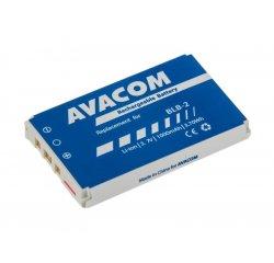 Avacom batéria do mobilu pre Nokia, 8210, 8850 Li-Ion, 3.7V, GSNO-BLB2-S1000, 1000mAh, 3.7Wh, BLB-2
