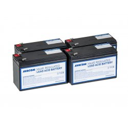 Avacom automatická nabíjačka 12V, 20-200Ah, NAPB-A100-012, pre olovené AGM/GEL akumulátory