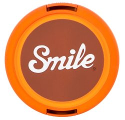 Smile krytka objektívu 70,s Home 58mm, oranžová, 16117