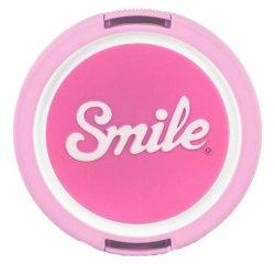 Smile krytka objektívu Kawai 52mm, ružová, 16123