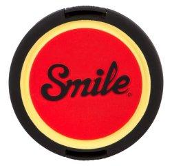 Smile krytka objektívu Pin Up 67mm, červená, 16124