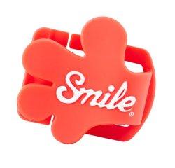 Smile klip na krytku objektívu Giveme5, červený, 16400