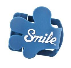 Smile klip na krytku objektívu Giveme5, modrý, 16401