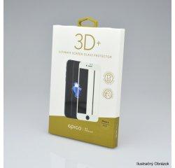 Tvrdené sklo iPhone 8 Plus čierne EPICO GLASS 3D+