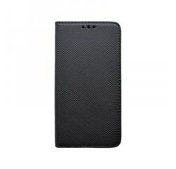 Knižkové puzdro Xiaomi RedMi Note 8T čierne, vzorované
