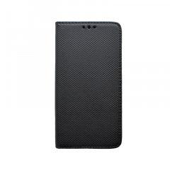 iPhone 12 / IPhone 12 Pro čierna bočná knižka, vzorovaná