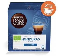 NESCAFE DOLCE GUSTO HONDURAS CORQUIN ESPRESSO 12KS