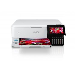EPSON ECOTANK L8160 3V1, A4, 16PPM, USB, LCD PANEL C11CJ20402