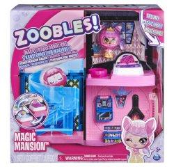 ZOOBLES MAGIC MANSION PLAYSET /6061366/