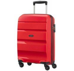 6bdd7753a2f95 SAMSONITE AMERICAN TOURISTER CABIN SPINNER 85A20001 BONAIR STRICT S 55  4WHEELS RED