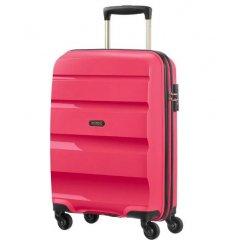 SAMSONITE CABIN SPINNER AT 85A40001 BONAIR STRICT S 55 4WHEELS, AZALEA PINK 85A-40-001