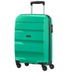 SAMSONITE CABIN SPINNER AT 85A54001 BONAIR STRICT S 55 4WHEELS, EMERALD GREEN 85A-54-001