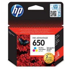 HP 650 TRICOLOR