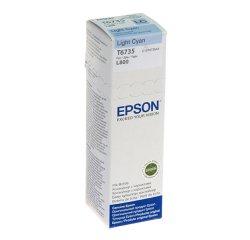EPSON T67354 LIGHT CYAN INK 70ML PRE L800