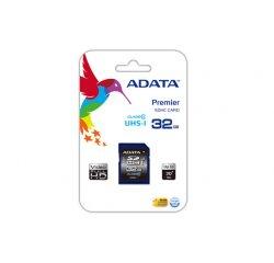 ADATA SDHC 32GB UHS-I PREMIER, CLASS 10 ASDH32GUICL10-R