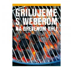 WEBER GRILUJEME S WEBEROM NA DREVENOM UHLI SK, 24155