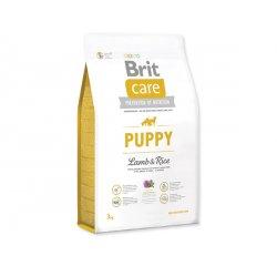 BRIT CARE PUPPY LAMB & RICE 3 KG (294-132701)