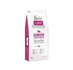 BRIT CARE JUNIOR LARGE BREED LAMB & RICE 12 KG (294-132703)