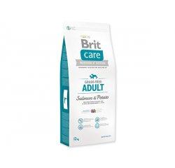 BRIT CARE GRAIN-FREE ADULT SALMON & POTATO 12 KG (294-132724)
