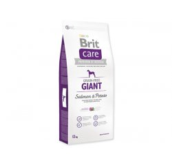 BRIT CARE GRAIN-FREE GIANT SALMON & POTATO 12 KG (294-132730) + internetová televízia SledovanieTV na dva mesiace v hodnote 11,98 €