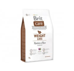 BRIT CARE WEIGHT LOSS RABBIT & RICE 3 KG (294-132737)
