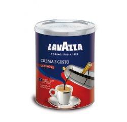 LAVAZZA CREMA E GUSTO, 250 GR.MLETA PLECH