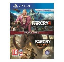 PS4 FAR CRY 4 + FAR CRY PRIMAL
