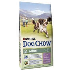 PURINA DOG CHOW ADULT LAMB 14KG