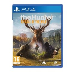 PS4 THE HUNTER: CALL OF THE WILD