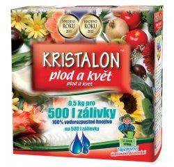 AGRO KRISTALON HNOJIVO PLOD A KVET 0,5 KG, 50002803
