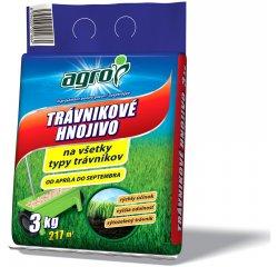 AGRO TRAVNIKOVE HNOJIVO 3 KG, 50002807