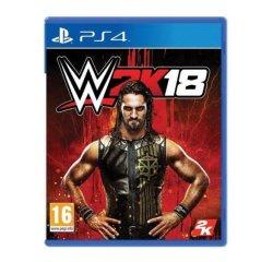 PS4 WWE 2K18