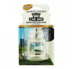 YANKEE CANDLE 1220878E VONA DO AUTA CLEAN COTTON/ULTIMATE