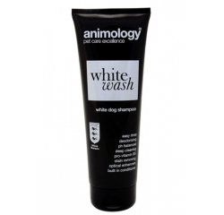 ANIMOLOGY WHITE WASH SAMPON 250ML