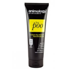 ANIMOLOGY FOX POO SAMPON 250ML