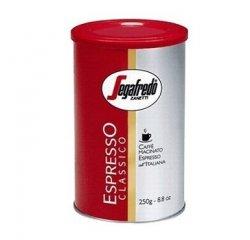 SEGAFREDO ESPRESSO CLASSICO DOZA MLETA KAVA 250 G