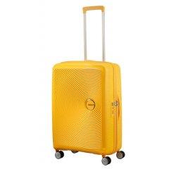 AMERICAN TOURISTER 32G06001 SOUNDBOX-55/20 TSA, EXP JUST LUGGAGE, GOLDEN YELLOW, 32G-06-001