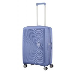 SAMSONITE AMERICAN TOURISTER 32G11001 SOUNDBOX-55/20 TSA EXP JUST LUGGAGE, DENIM BLUE, 32G-11-001