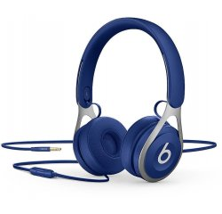 APPLE BEATS EP ON-EAR HEADPHONES - BLUE ML9D2ZM/A vystavený kus + internetová televízia SledovanieTV na dva mesiace v hodnote 11,98 €
