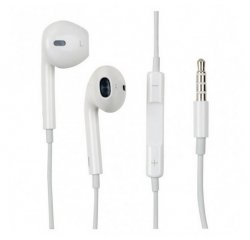 APPLE EARPODS WITH REMOTE AND MIC SLUCH APP MD827/AG