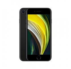 APPLE IPHONE SE 64GB BLACK (2020) MX9R2CN/A + internetová televízia SledovanieTV na dva mesiace v hodnote 11,98 €