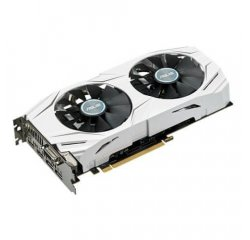 ASUS DUAL-GTX1060-O6G 6GB/192-BIT, GDDR5, DVI, 2XHDMI, 2XDP 90YV09X0-M0NA00