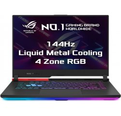 ASUS ROG STRIX G15 G513IH-HN002T 15,6 FHD 144HZ R7/8GB/512GB/GTX1650-4GB CIERNY