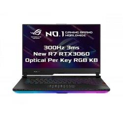 ASUS ROG STRIX SCAR 15 G533QM-HF024T 15.6 FHD 300HZ R7/16GB/512GB/RTX3060-6GB NUMPAD CIERNY + ZÍSKAJTE ZÁRUKU PROTI NÁHODNÉMU POŠKODENIU