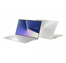ASUS ZENBOOK 14.0 ICICLE SILVER METAL UX433FN-A5056T