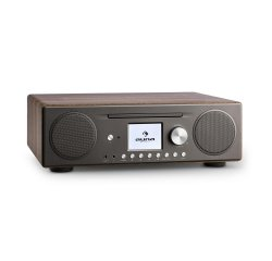 AUNA CONNECT CD INTERNETOVE RADIO,FARBA VLASSKEHO ORECHA, 10030589