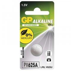 GP ALKALICKA BATERIA GOMBIKOVA 625A, 1KS BLISTER, B1325